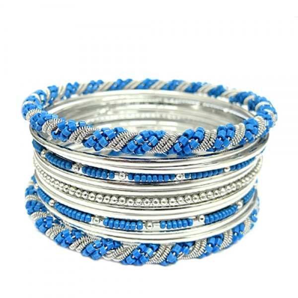 kb01044-blue-seed-bead-and-silver-bangles-set-of-13pcs_12.jpg