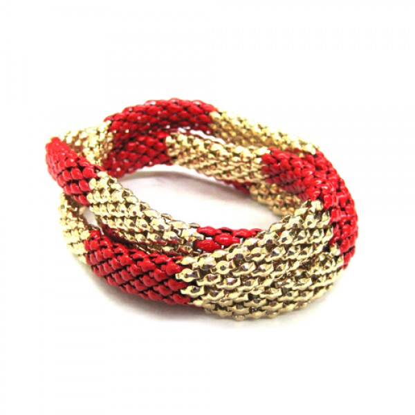 gold-and-red-mesh-intertwine-bracelet_12.jpg