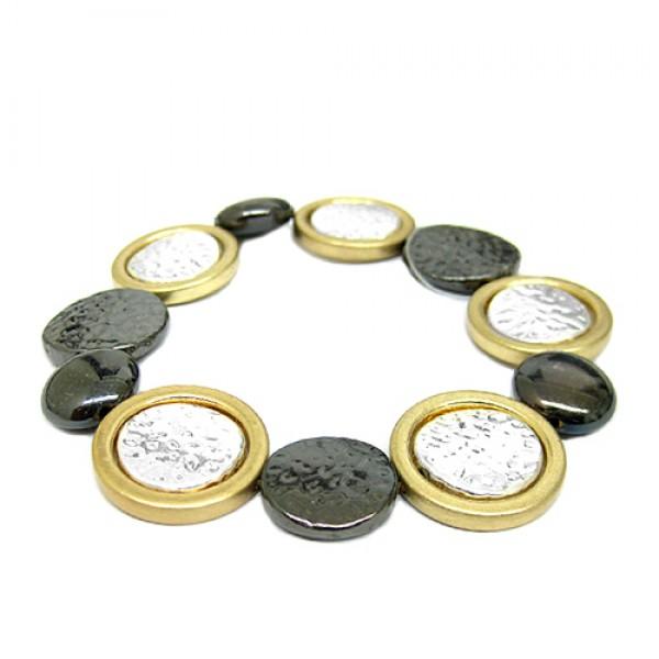 sb28580-gold-silver-hematite-hammered-metal-disc-bead-stretch-bracelet_12.jpg