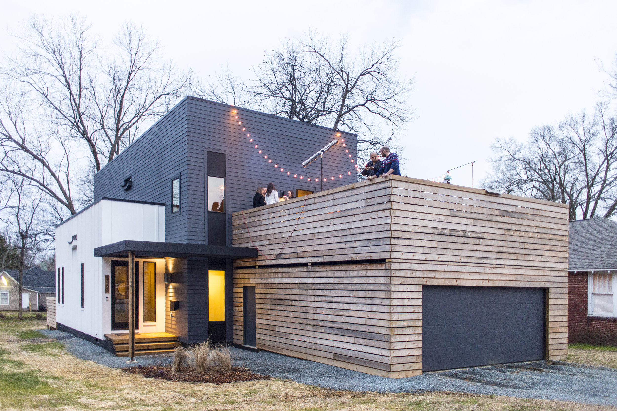 Woods Residence - A modern home