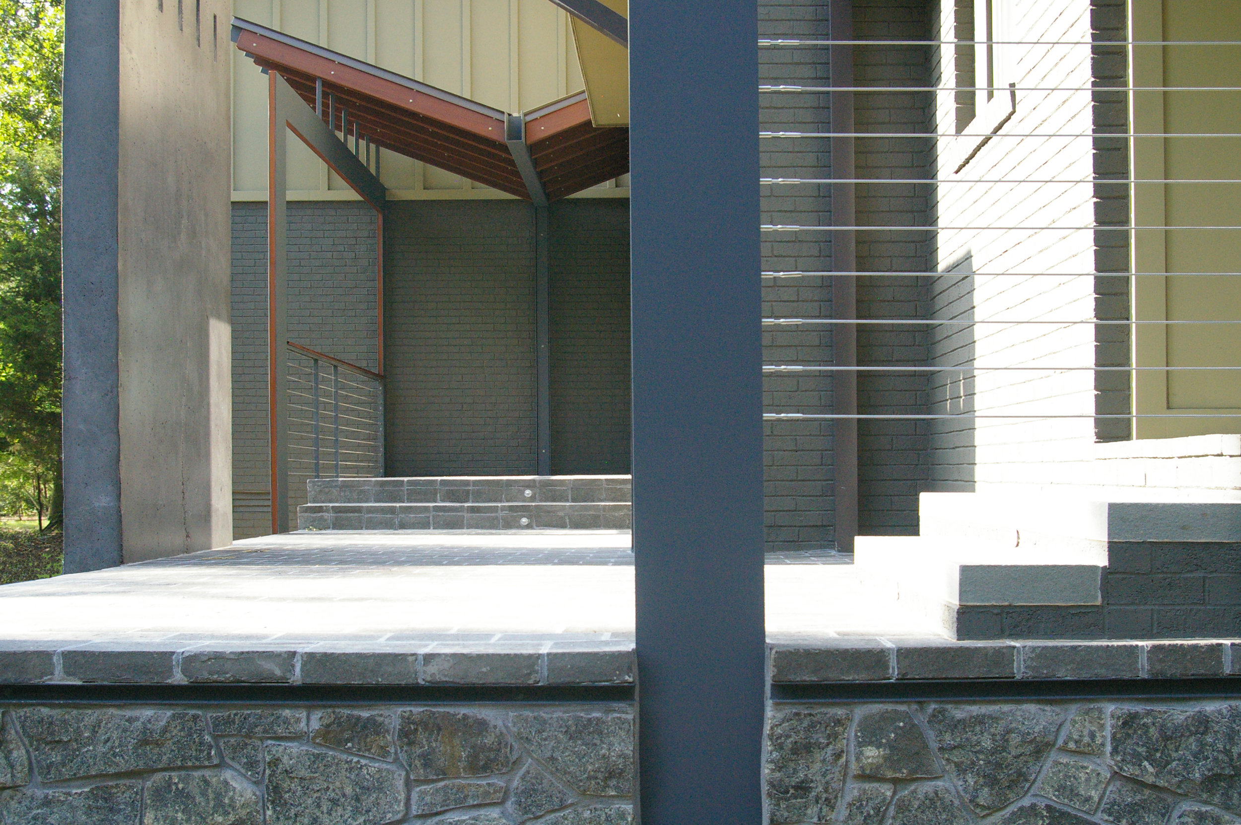 modern home architect charlotte nc