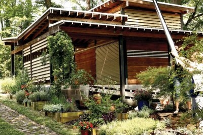 Wong Grundy Homestead - Peter Wong (Design), Frank Hesse (Build), 2003