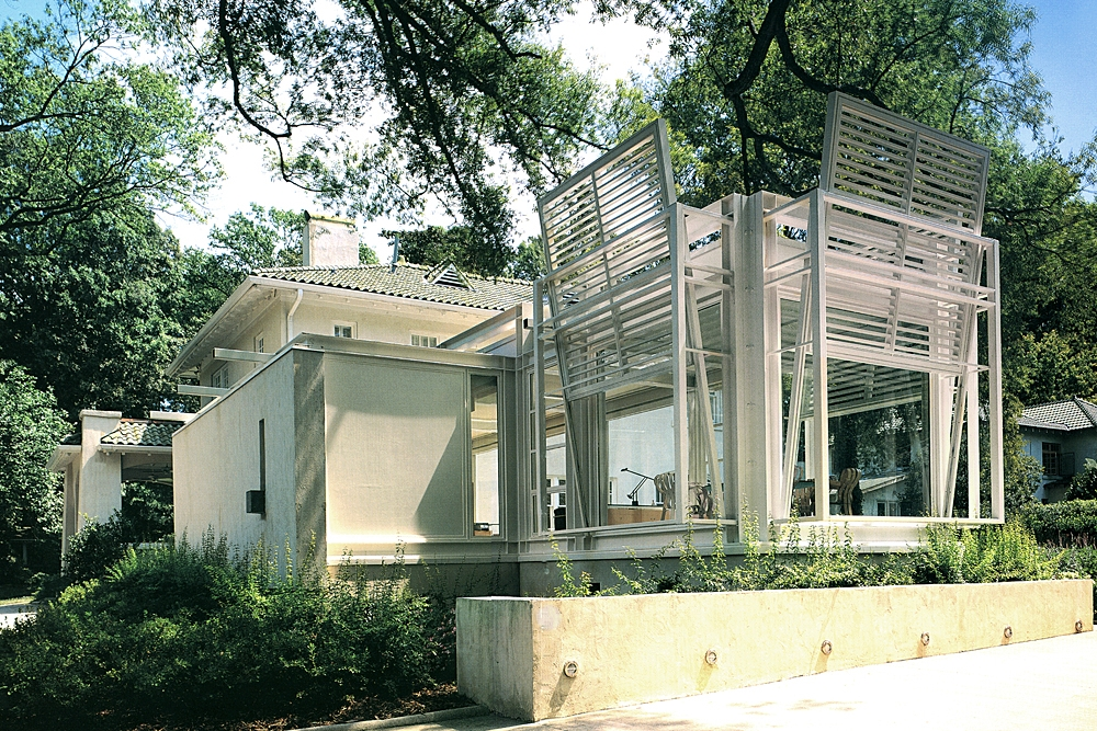 100 Hermitage - Hobgood Architects (Design), 2001