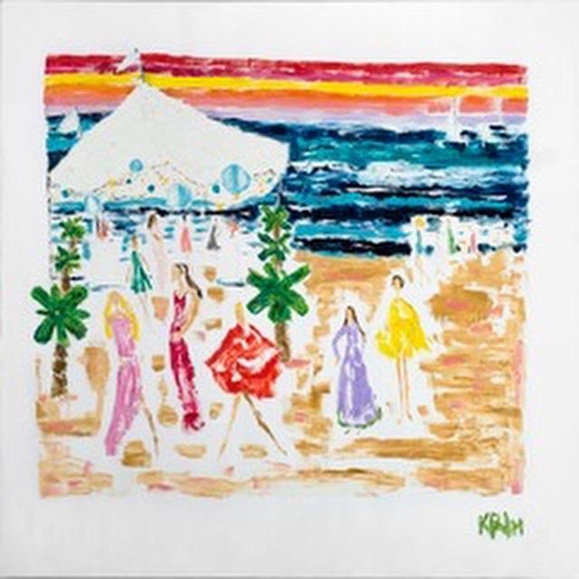 Beach Ball Beauties