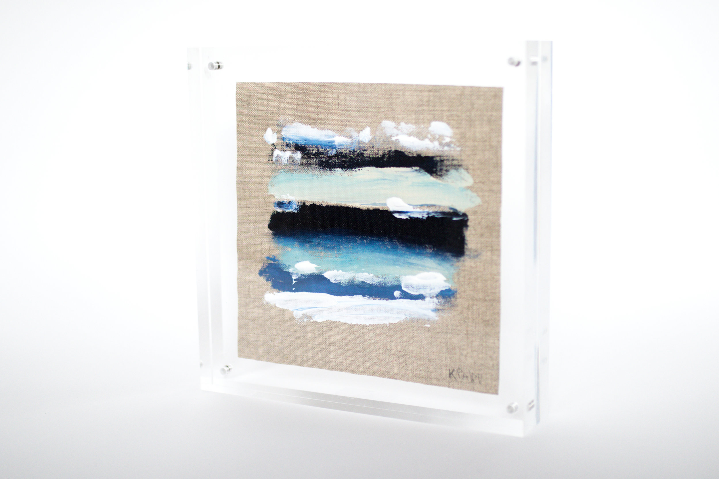 Copy of Lucite Lovely 5- SOLD