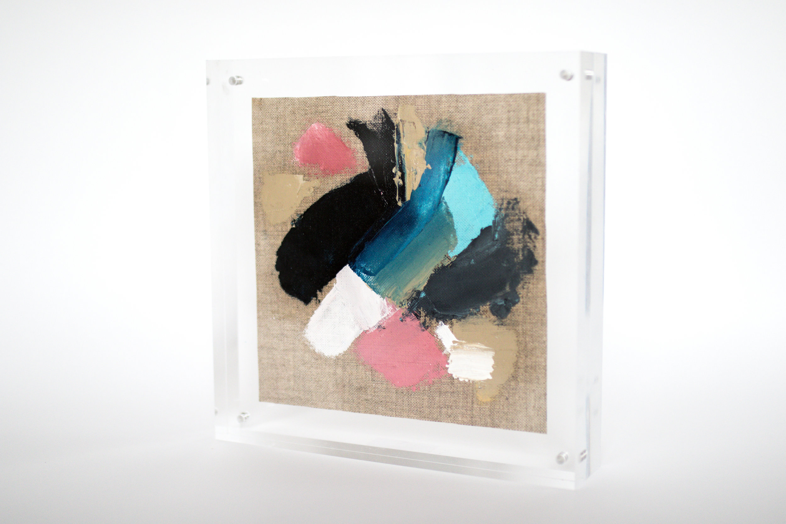 Copy of Lucite Lovely 85- SOLD