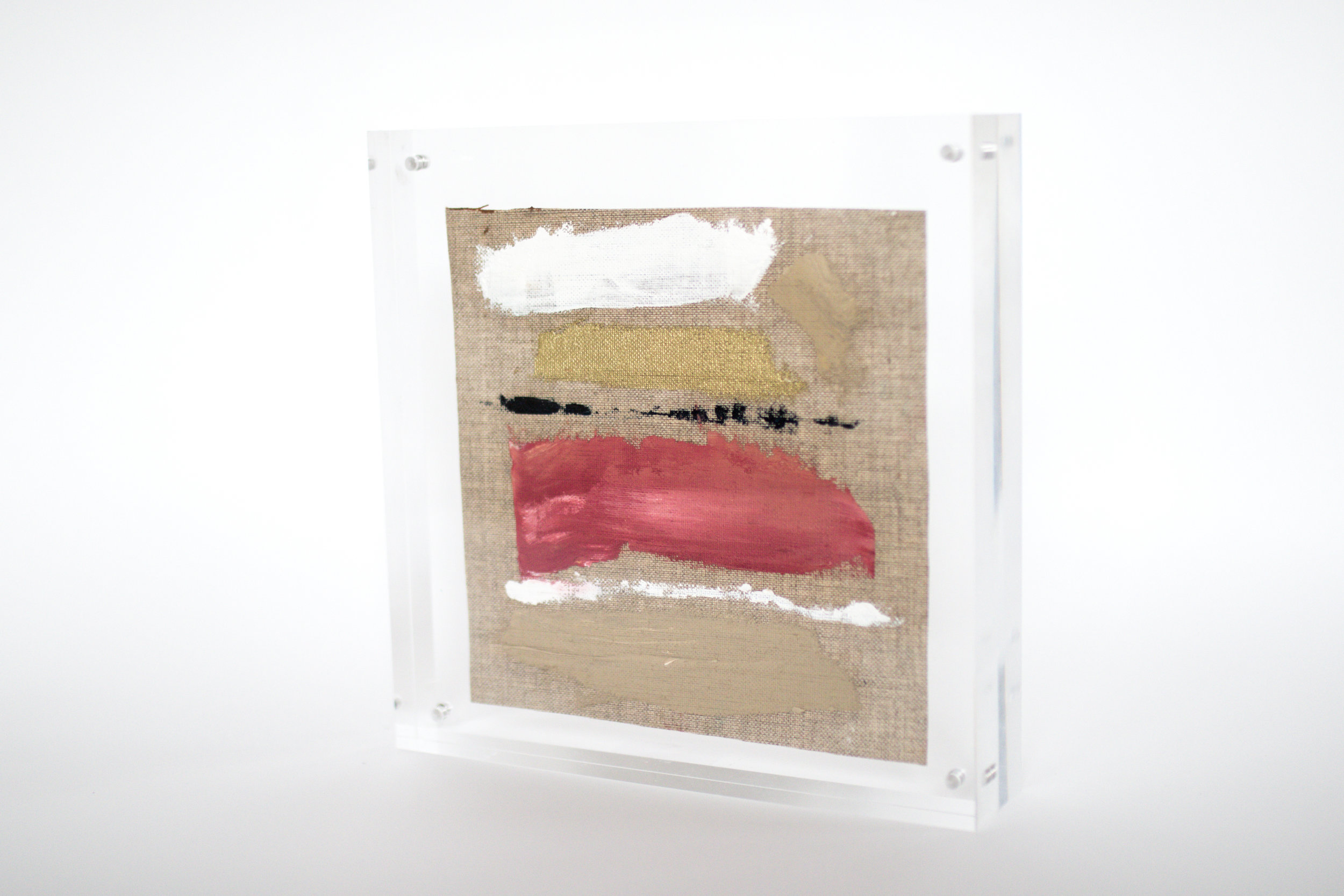 Copy of Lucite Lovely 74- SOLD