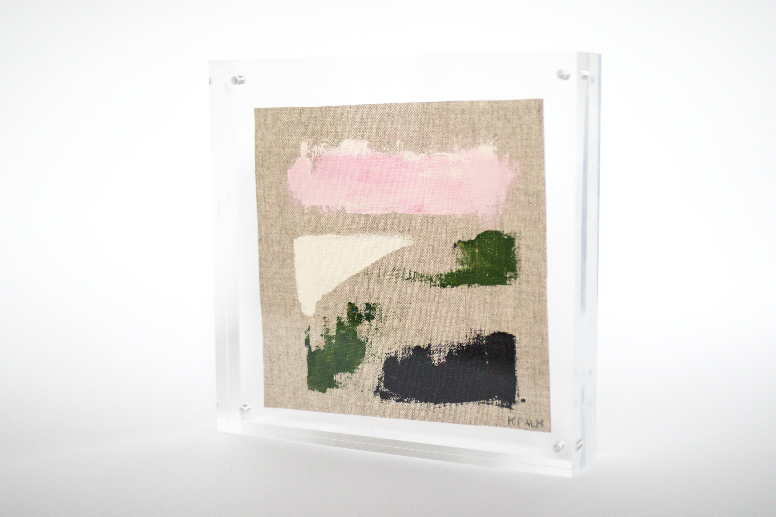 Copy of Lucite Lovely 64- SOLD