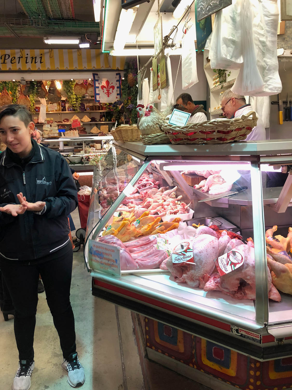Copy of Market in Italy