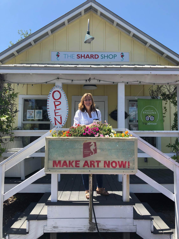 The Shard Shop in Grayton Beach, Florida