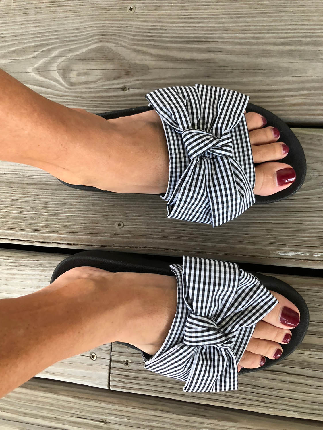 Must-have Southern flip flops