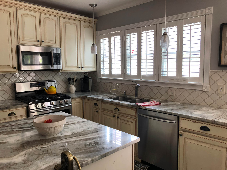 Curtice Cottage kitchen after remodel