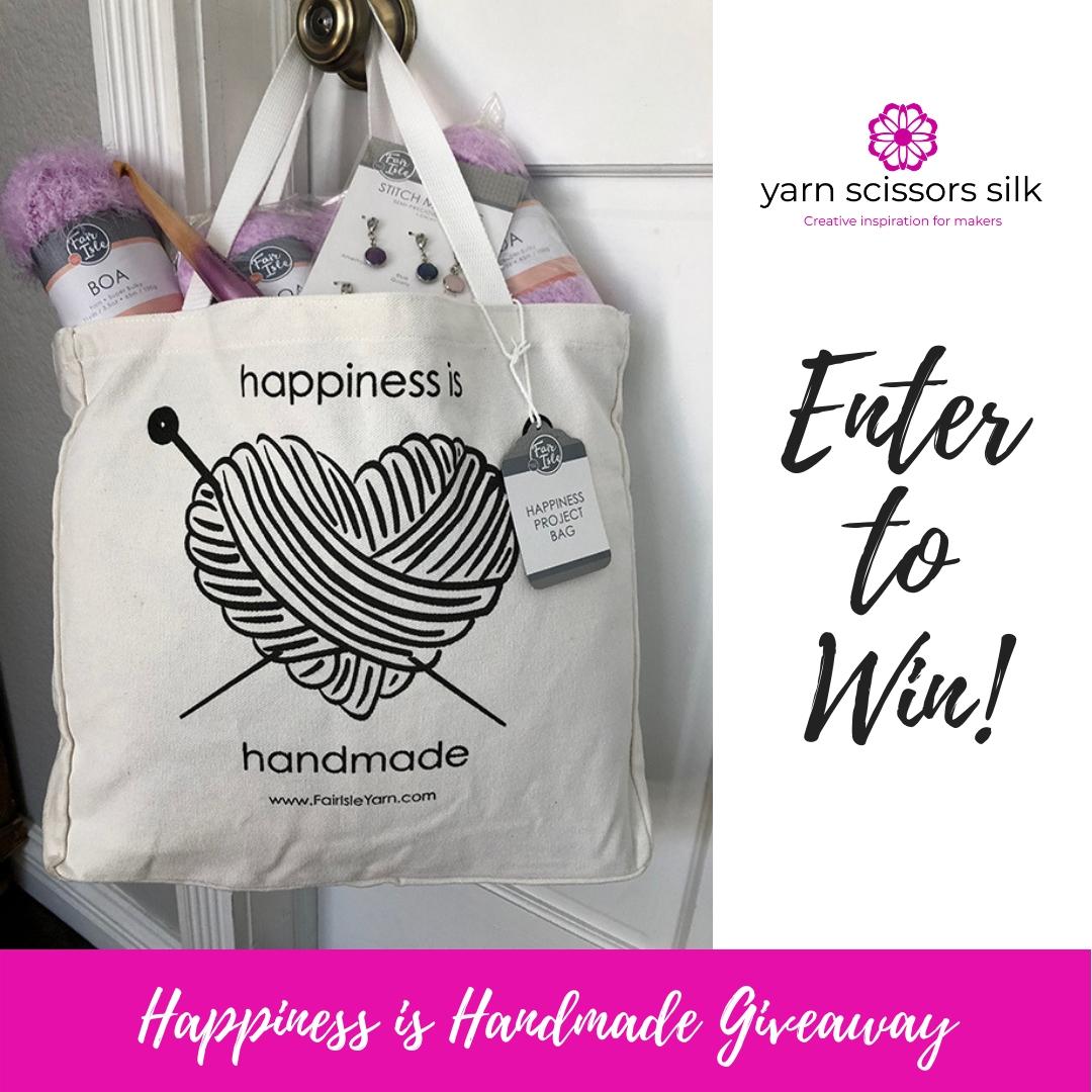 Happiness is Handmade Yarn Bundle Giveaway.jpg