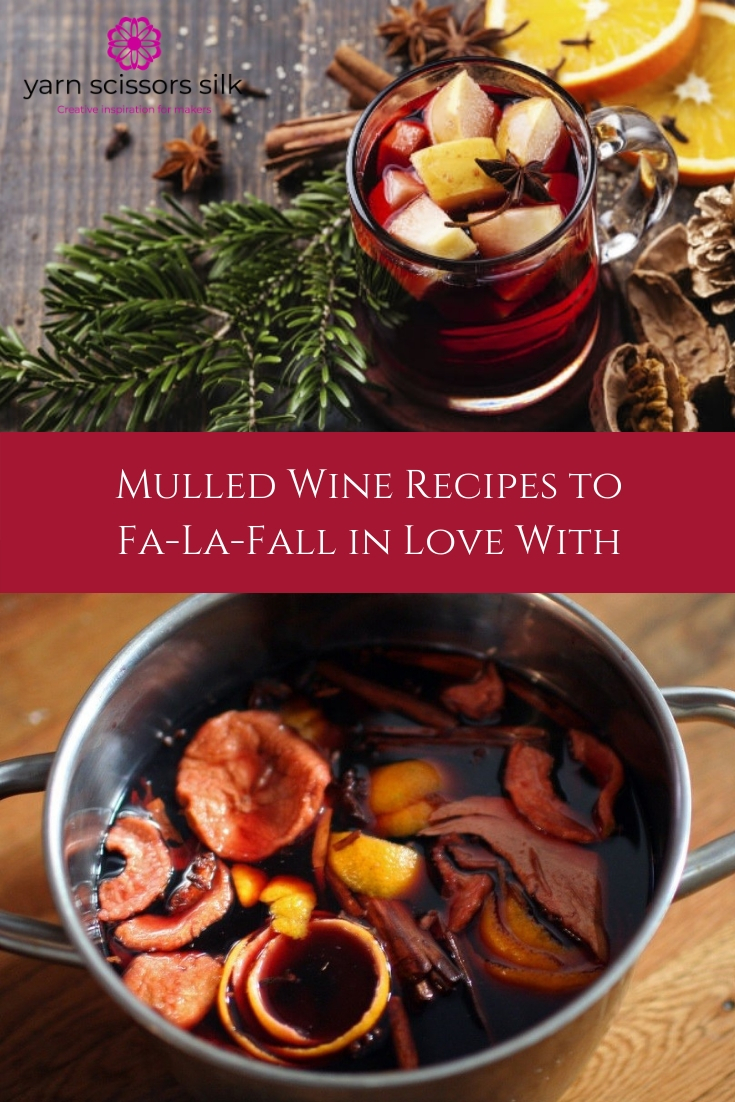 Mulled wine recipes to fa la fall in love with, as first seen on iLoveWine.com