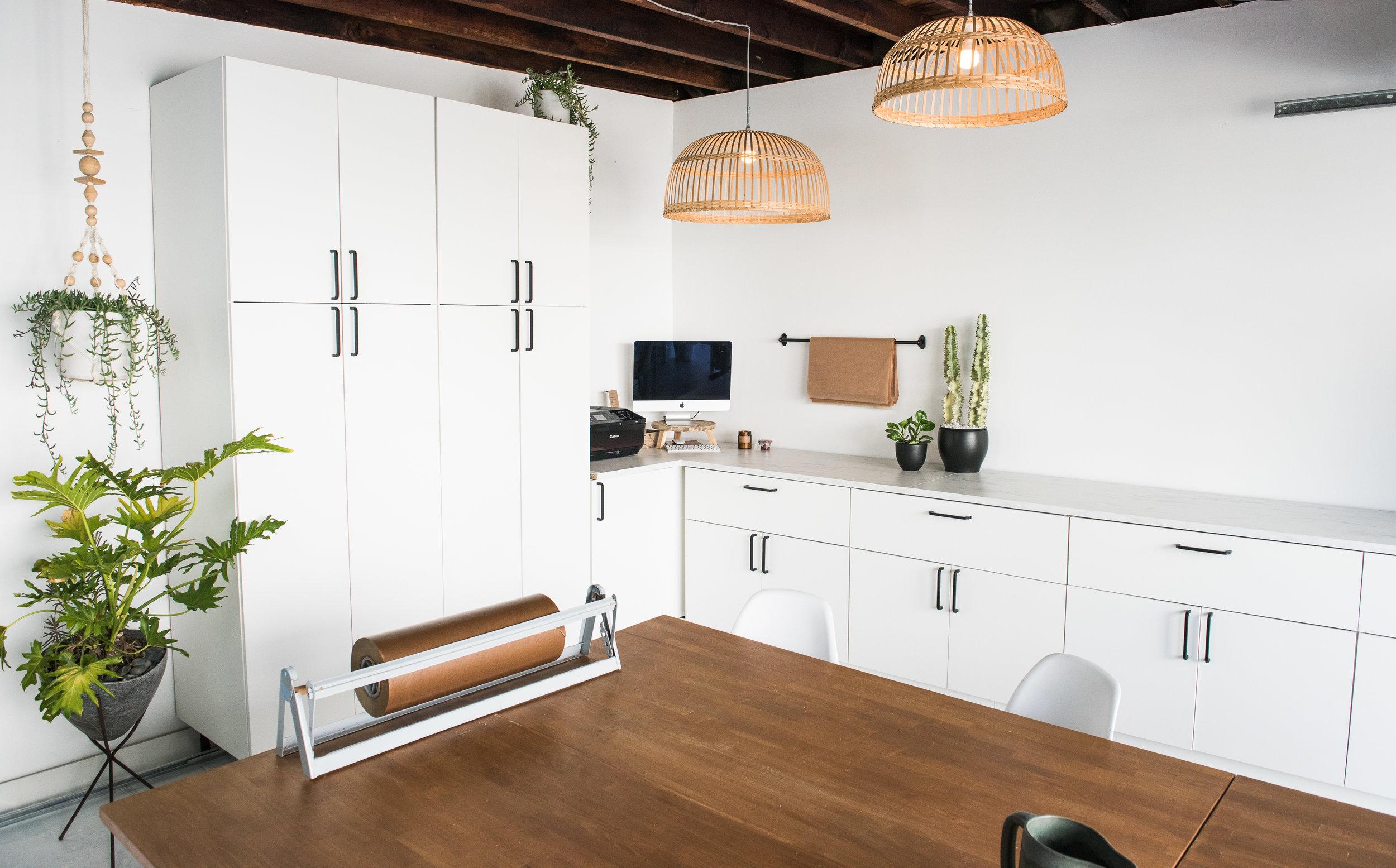 Our Design Studio in LA.