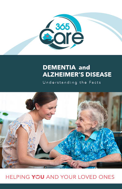 Dementia and Alzheimer's Brochure Click to download