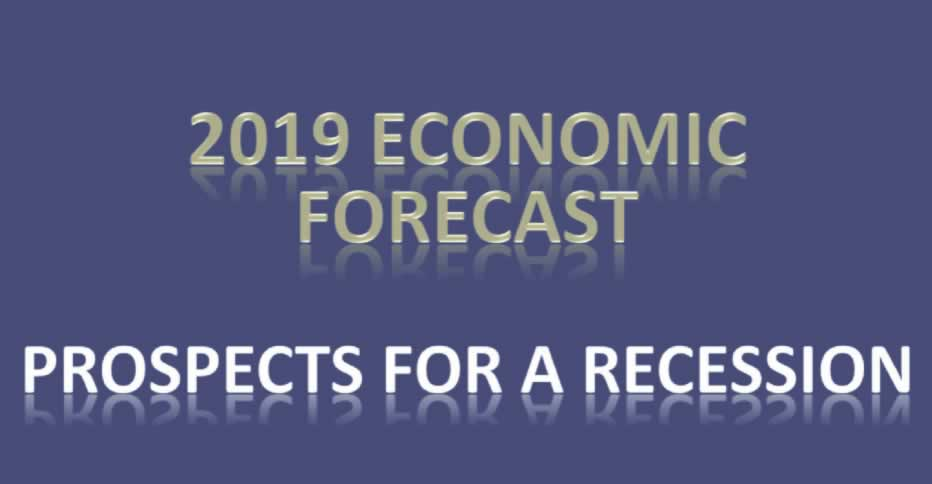 2019 Pikes Peak Region Economic Forecast - Sometimes we are our own worst enemy.