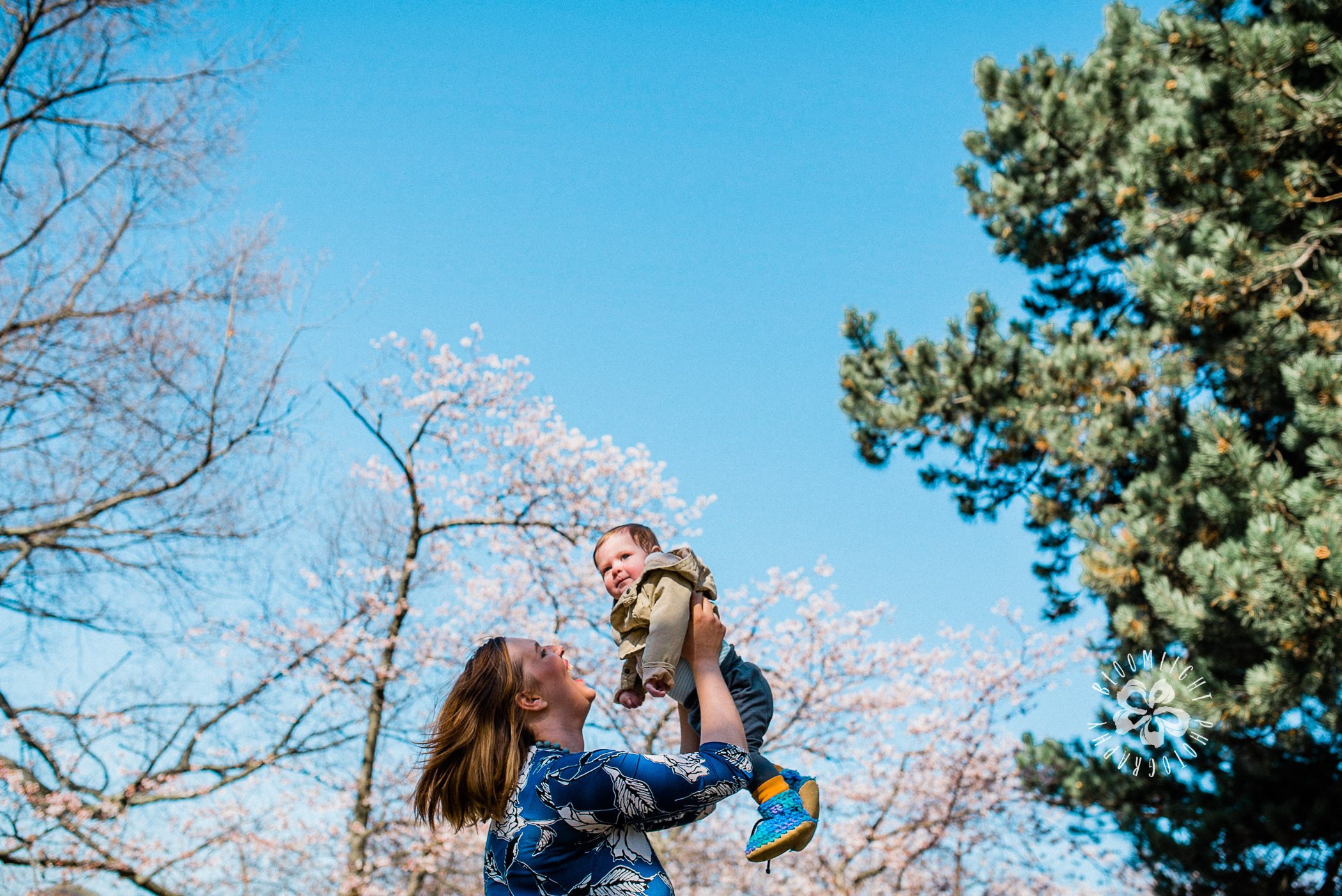 candid-photo-mother-baby-Toronto-cherry-blossom-High-Park.JPG
