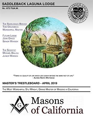 April 2019 Trestleboard