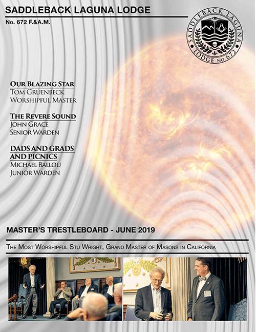 June 2019 Trestleboard