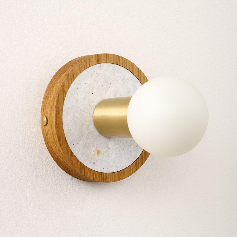 Khala Wooden Wall Sconce Spark Bell Custom Brass Lights Pendants Sconces
