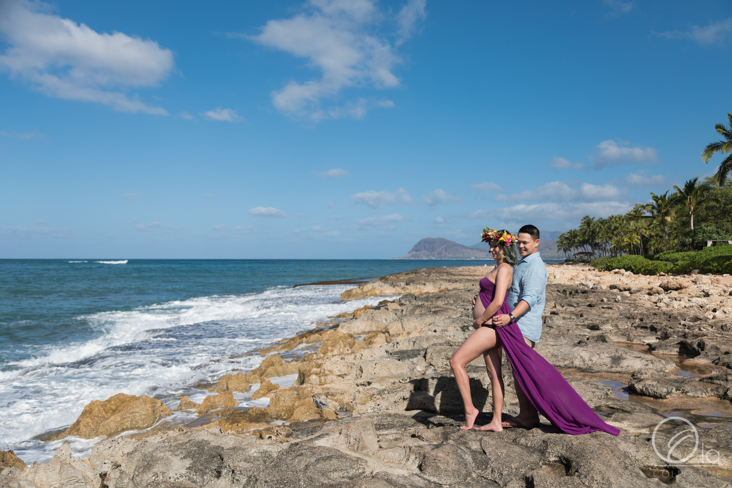 Do you prefer a photoshoot on a bright, sunny morning in Hawaii?