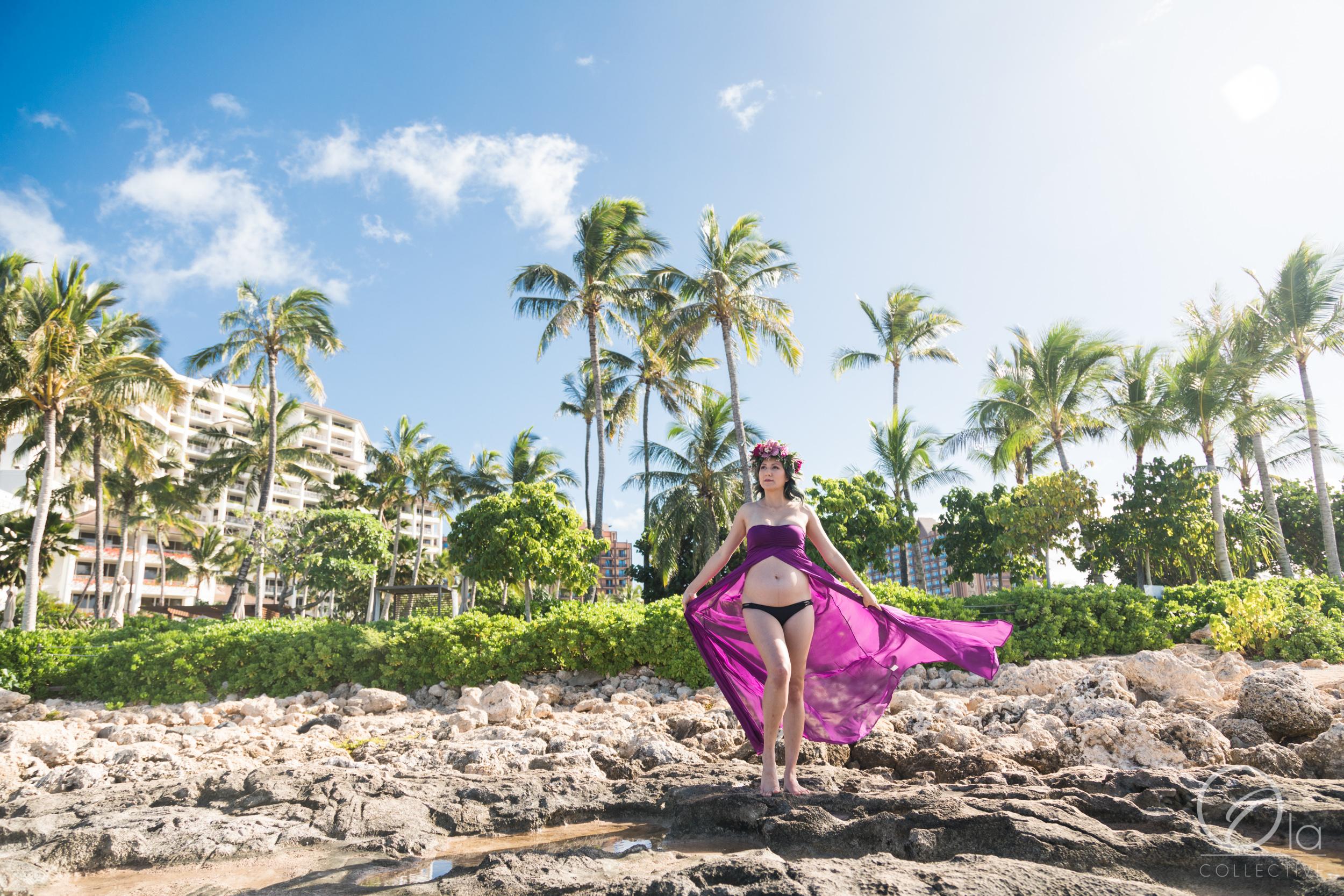 Four-Seasons-Oahu-Maternity-Photographer-Ola-Collective-13.jpg