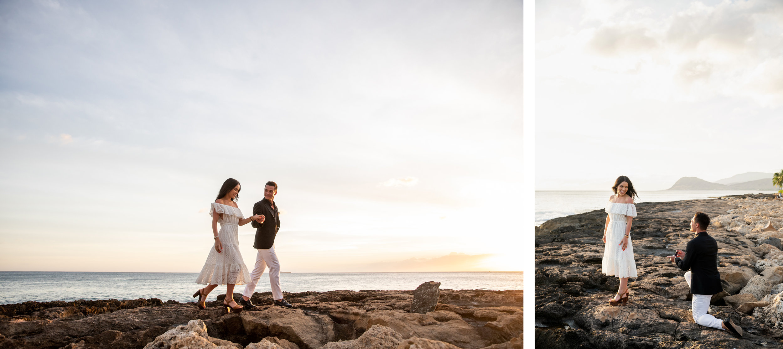 asia koolina proposal photographer ola collective