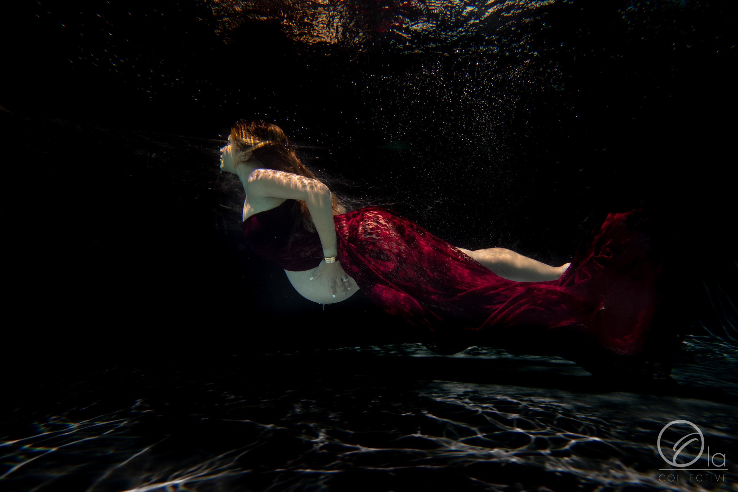 Mermaid vibes.