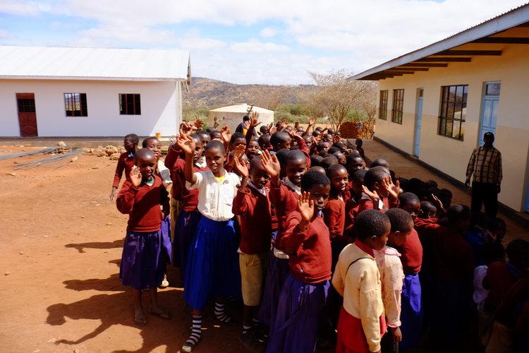 Laja Primary School, Tanzania