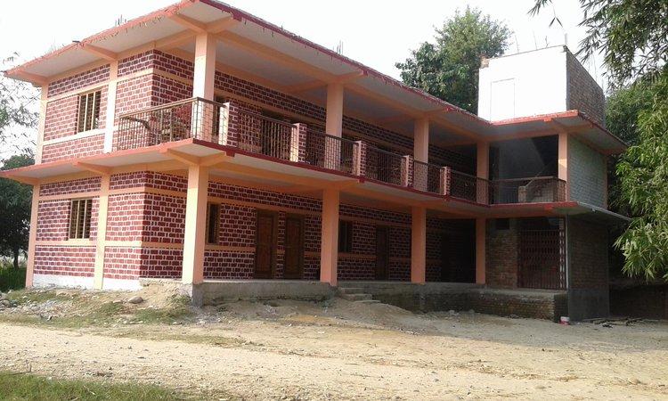 Padariya School, Nepal - after