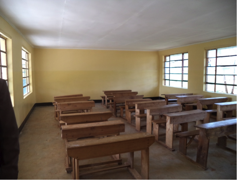 Qaloda Primary School, Tanzania - after