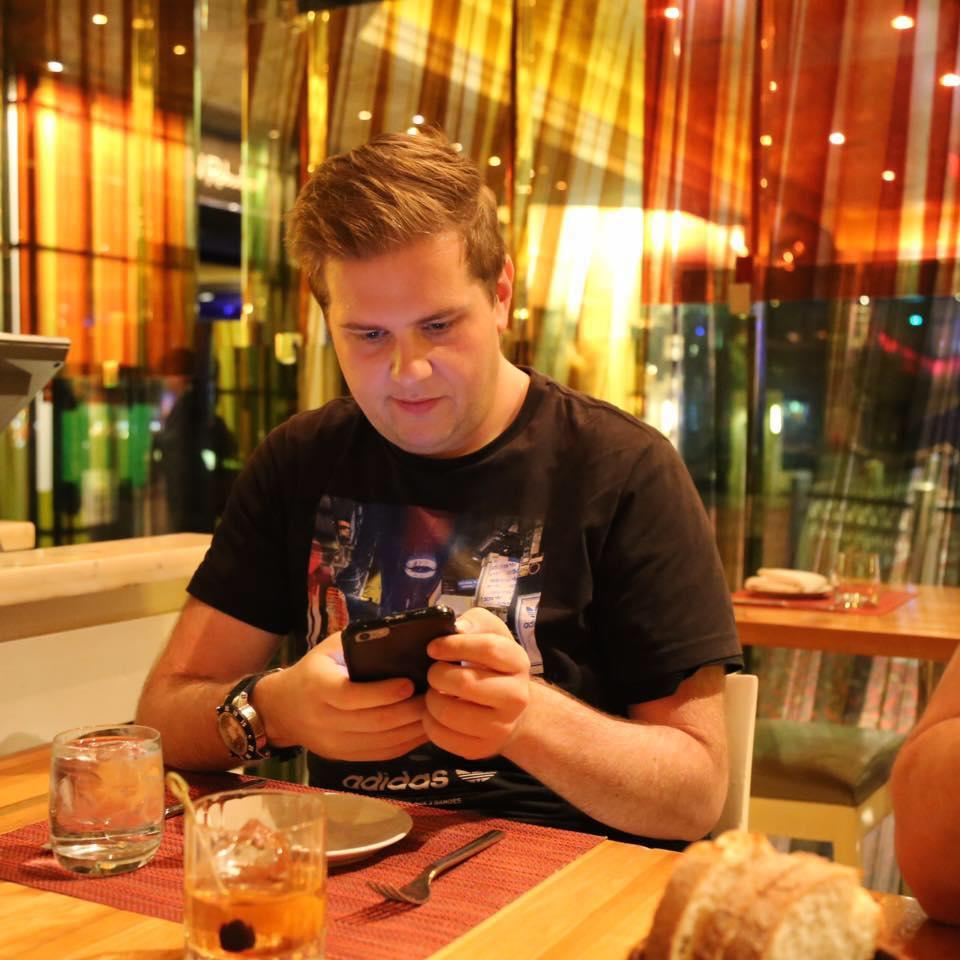 Max Weinberg | Sr Dir Promotional Marketing, Geffen Records