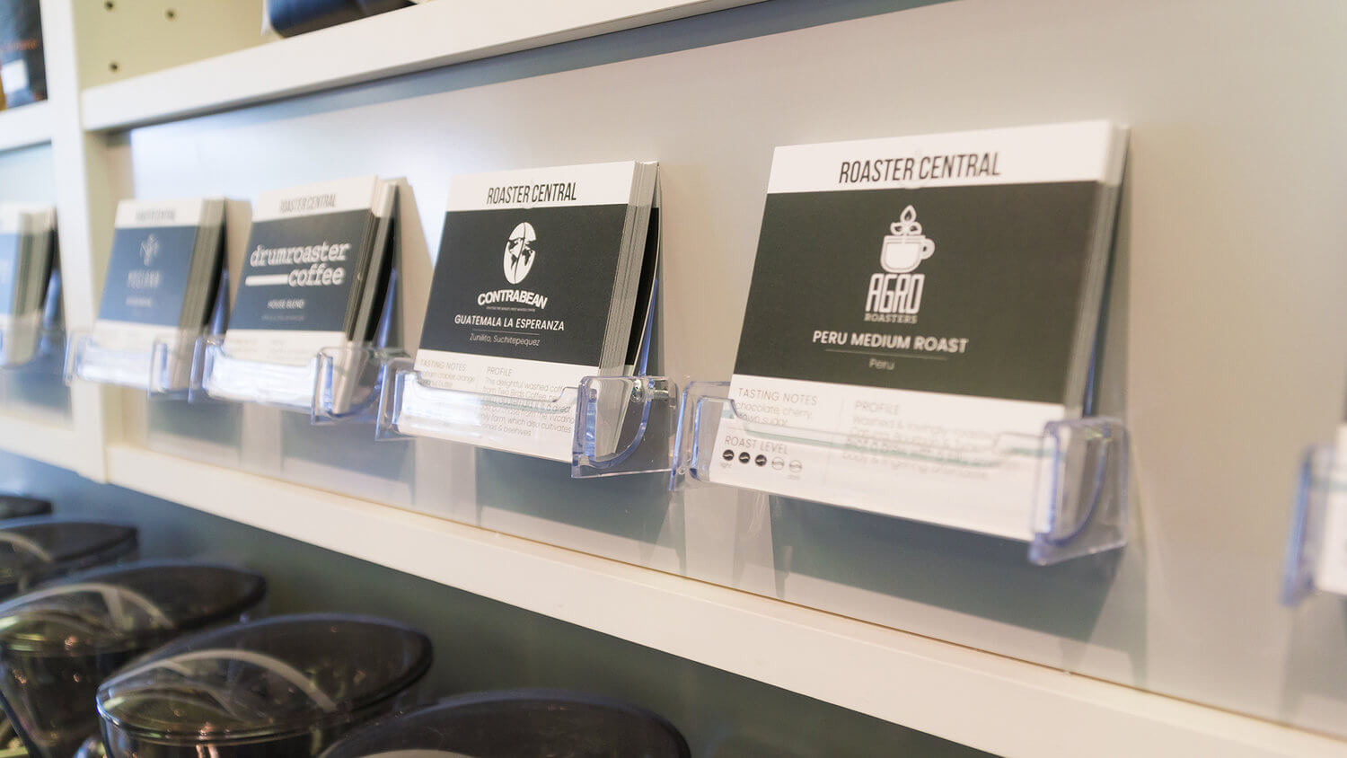 Over 40 local and international roasters are available for you to try their blends at the Roaster Central.