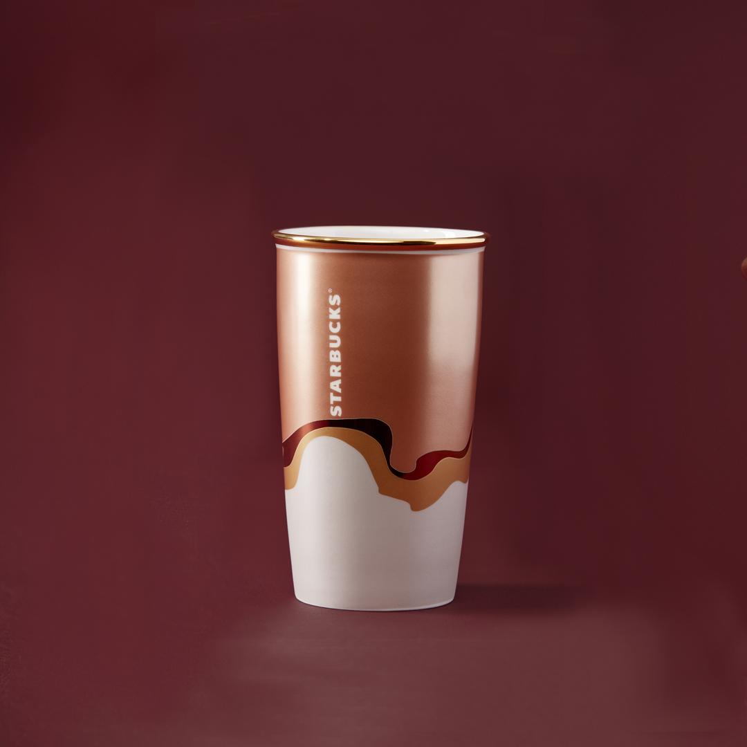 Starbucks+double+wall+ceramic+tumbler