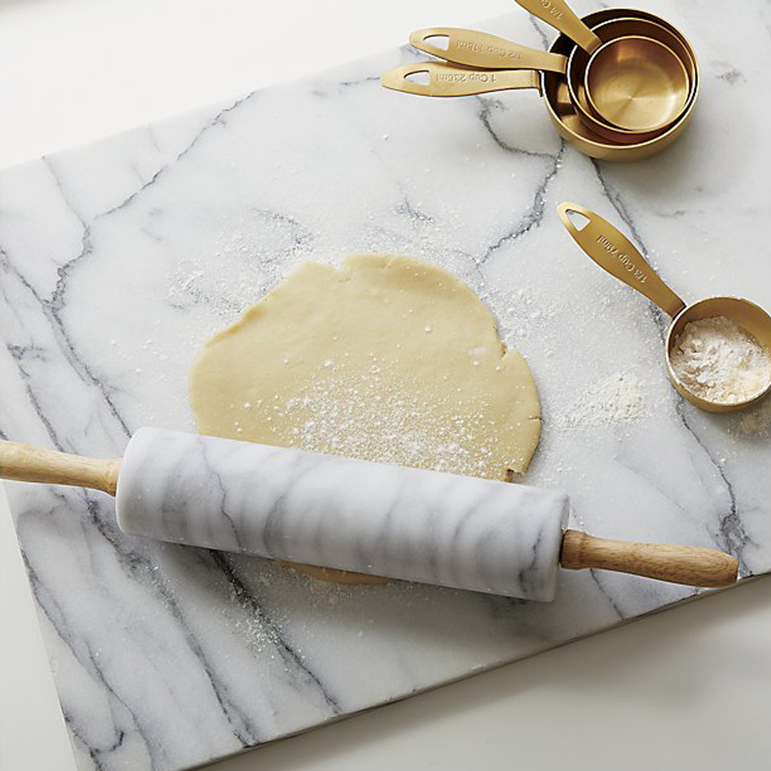 Gail marble+pastry+slab+and+rolling+pin