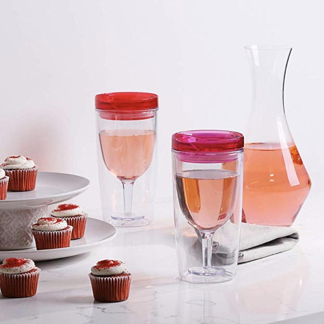 Cupture+iinsulated+wine+tumblers