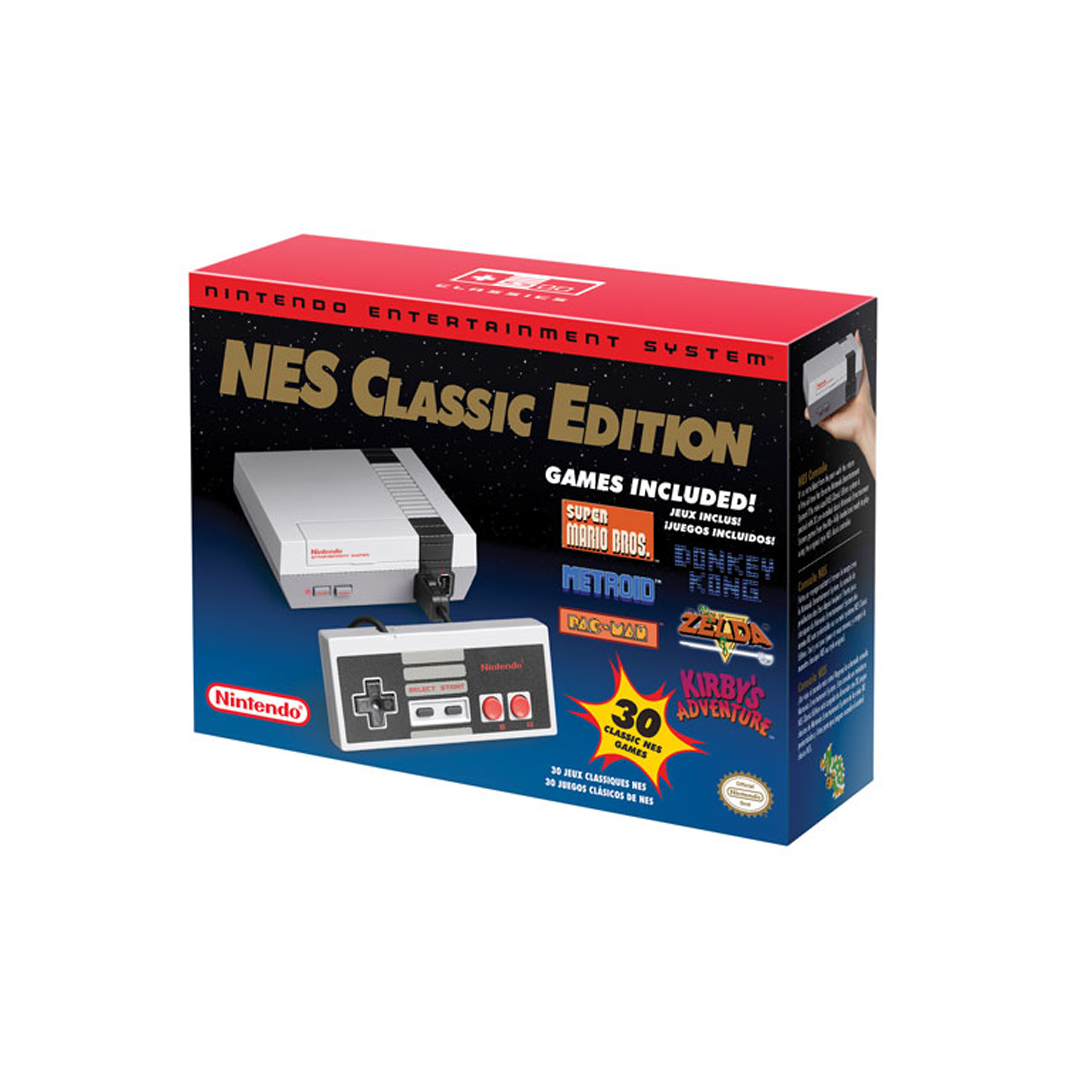 NES+Classic+Edition
