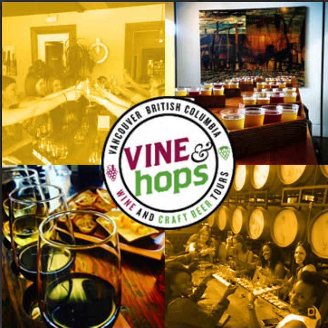 Photo Credit: Vine & Hops Wine and Craft Beer Tours