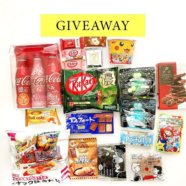 📣[GIVEAWAY] ALL THE SPECIAL JAPANESE SNACKS!⁣ ⁣⁣⁣⁣⁣⁣ Local BBT King @food_with_howie brought us a load of snacks straight from Japan 🇯🇵 so we can give it to YOU! ⁣ ⁣⁣⁣⁣ If you want to fill your snack drawer and are a fan of Japanese snacks 🍬 - this giveaway is definitely for you!⁣⁣⁣⁣ ⁣⁣⁣⁣⁣⁣ Here's how you can enter:⁣⁣⁣⁣⁣⁣ 1⃣ Follow @nomsmag & @food_with_howie (must be following to be entered into the draw)⁣⁣⁣⁣⁣⁣ 2⃣ Like this post⁣⁣⁣⁣⁣⁣ 3⃣ Tag your snack buddy (unlimited entries but tag a new person each time)⁣⁣⁣⁣⁣⁣ ⁣⁣⁣⁣⁣⁣ ⚠️ 5 BONUS entries ⚠️⁣⁣⁣⁣⁣⁣ ➖Screenshot this post⁣⁣⁣⁣⁣⁣ ➖Share it on your Instagram Story⁣⁣⁣⁣⁣⁣ ➖Tag @nomsmag & @food_with_howie on the story⁣⁣⁣⁣⁣⁣ ⁣⁣⁣⁣⁣⁣ Contest closes at 11:59PM PST on June 9th and the winner will be randomly selected. This is open to residents of BC only!⁣⁣⁣⁣⁣⁣ ⁣⁣⁣⁣⁣⁣ This contest is in no way sponsored, administered, or associated with Instagram, Inc. By entering, entrants confirm they are 13+⁣⁣⁣⁣⁣⁣ years of age, release Instagram of responsibility, and agree to Instagram's term of use.⁣⁣⁣