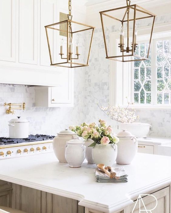 Beautiful White Kitchens | Kitchen Design | White Kitchen | Interior Design For The Kitchen | Kitchen Decor | White Kitchen Decor | Interior Design By Tiffany | Orange County | California | Costa Mesa | Best Kitchen Design | White | Kitchen | Kitchen Inspiration