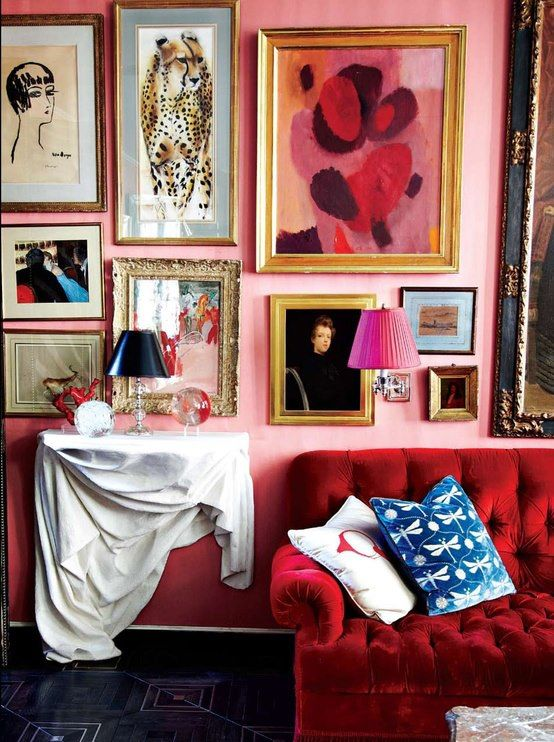 Color Combinations That Make A Room Exciting | Color | Paint | White Paint | Interior Design | Interior Design By Tiffany | Costa Mesa | California | Design Inspiration | Best Color | Beautiful Color | Kitchen | Living Room | Colorful Living Room | .jpg