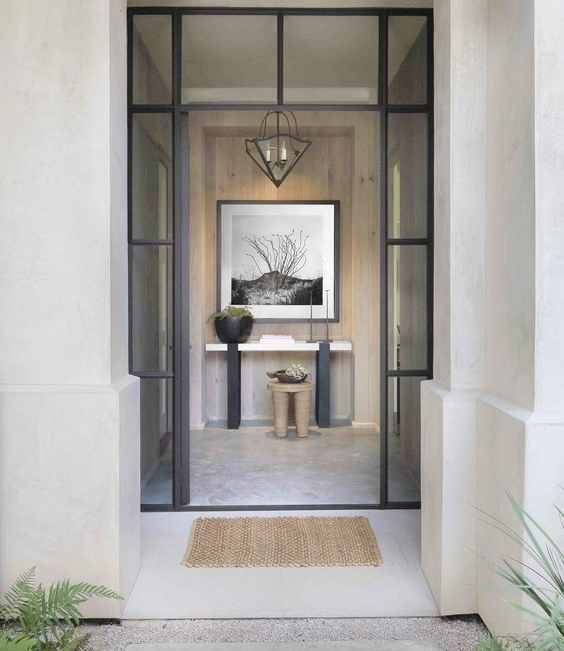Wow Them At Your Entry | Entry | Entry Ideas | Entry Design | Entry Styles | Entry Inspiration | Entry Tables | Interior Design By Tiffany | Costa Mesa | California | Interior Design | Interior Decor | Best Interior Designer | Orange County | Interior Inspiration | Design An Entry | Lighting | Color | White Paint | Paint Colors