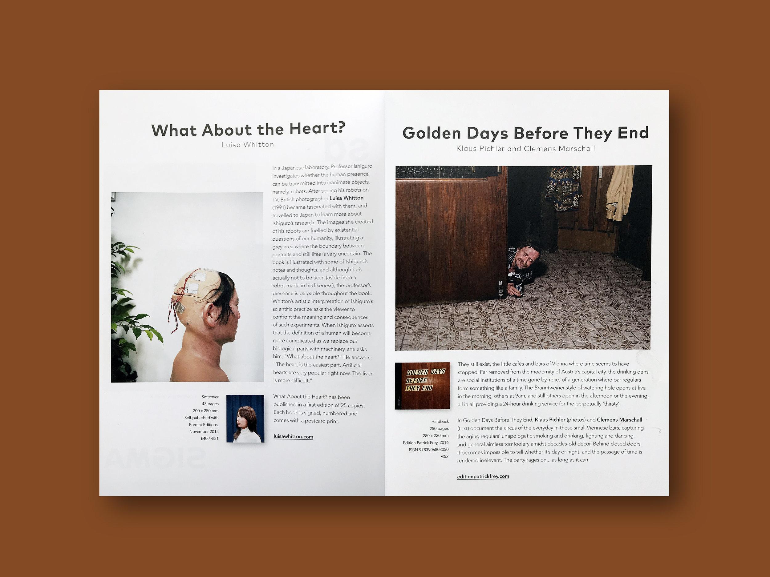 2016   GUP Magazine,  (NL) Issue 50, ' Hidden Gems'