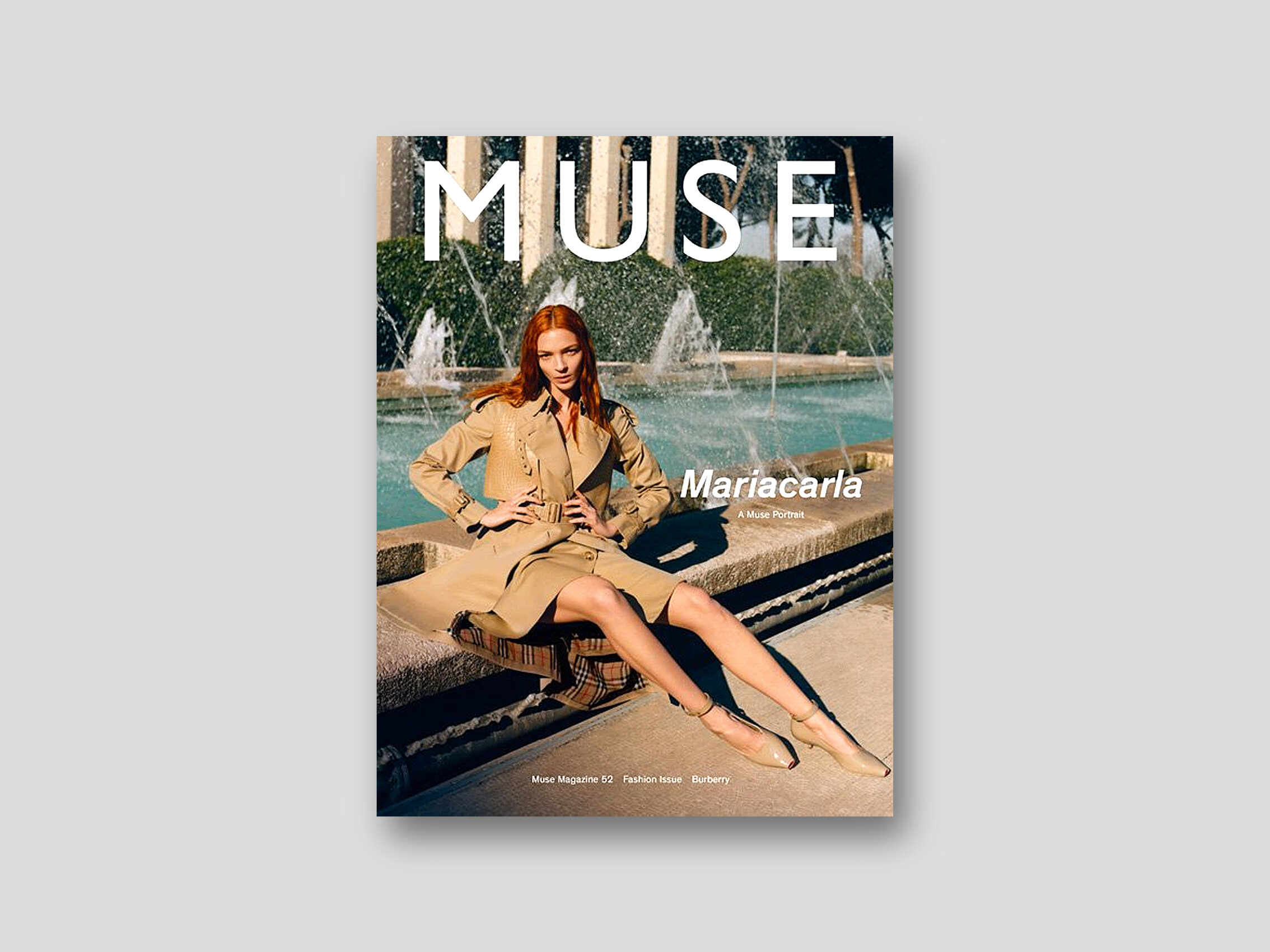 2019 Muse Magazine  (IT) Issue 52, ' Modern Workers'