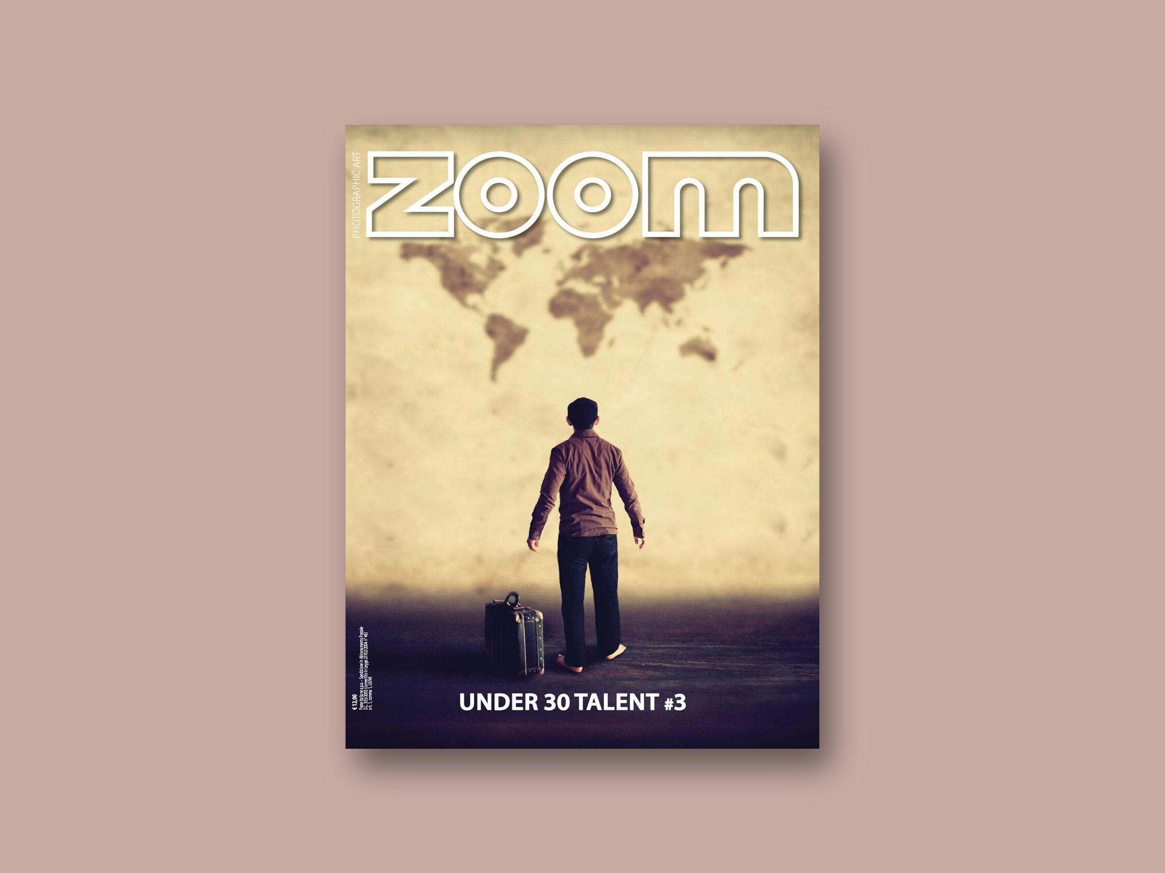 2016   Zoom,  (IT) Issue 246-118, ' Under 30 Talent'
