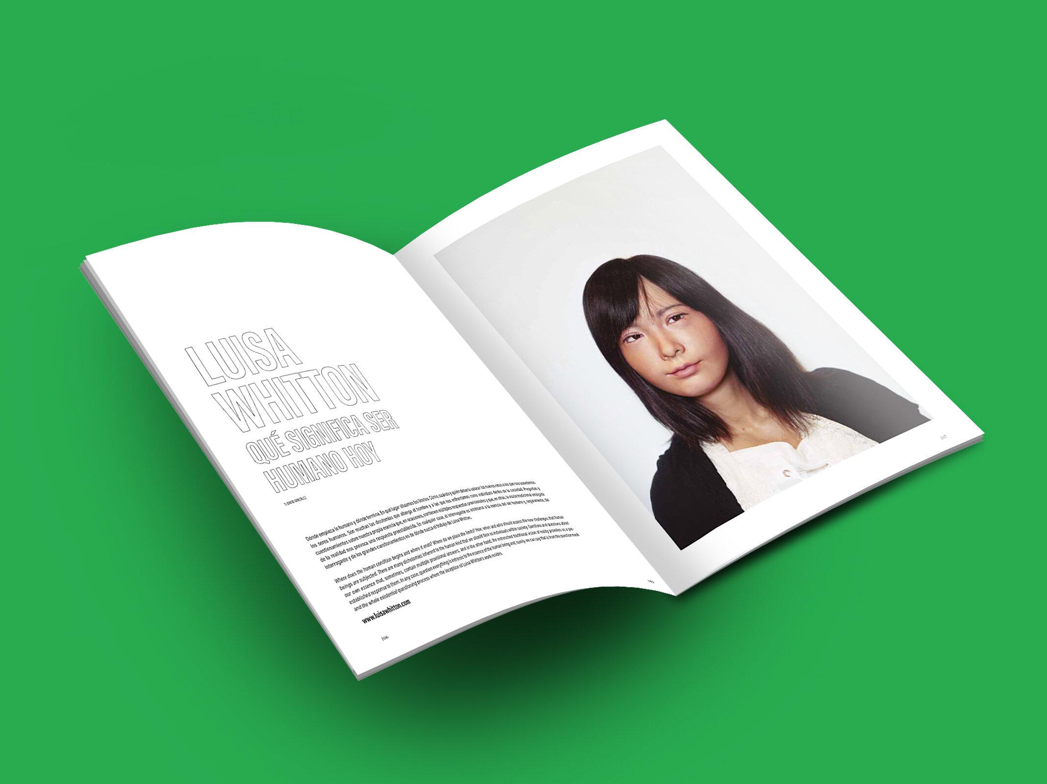 2019 Lamono Magazine  (ESP) Issue 119, 'The New Era'