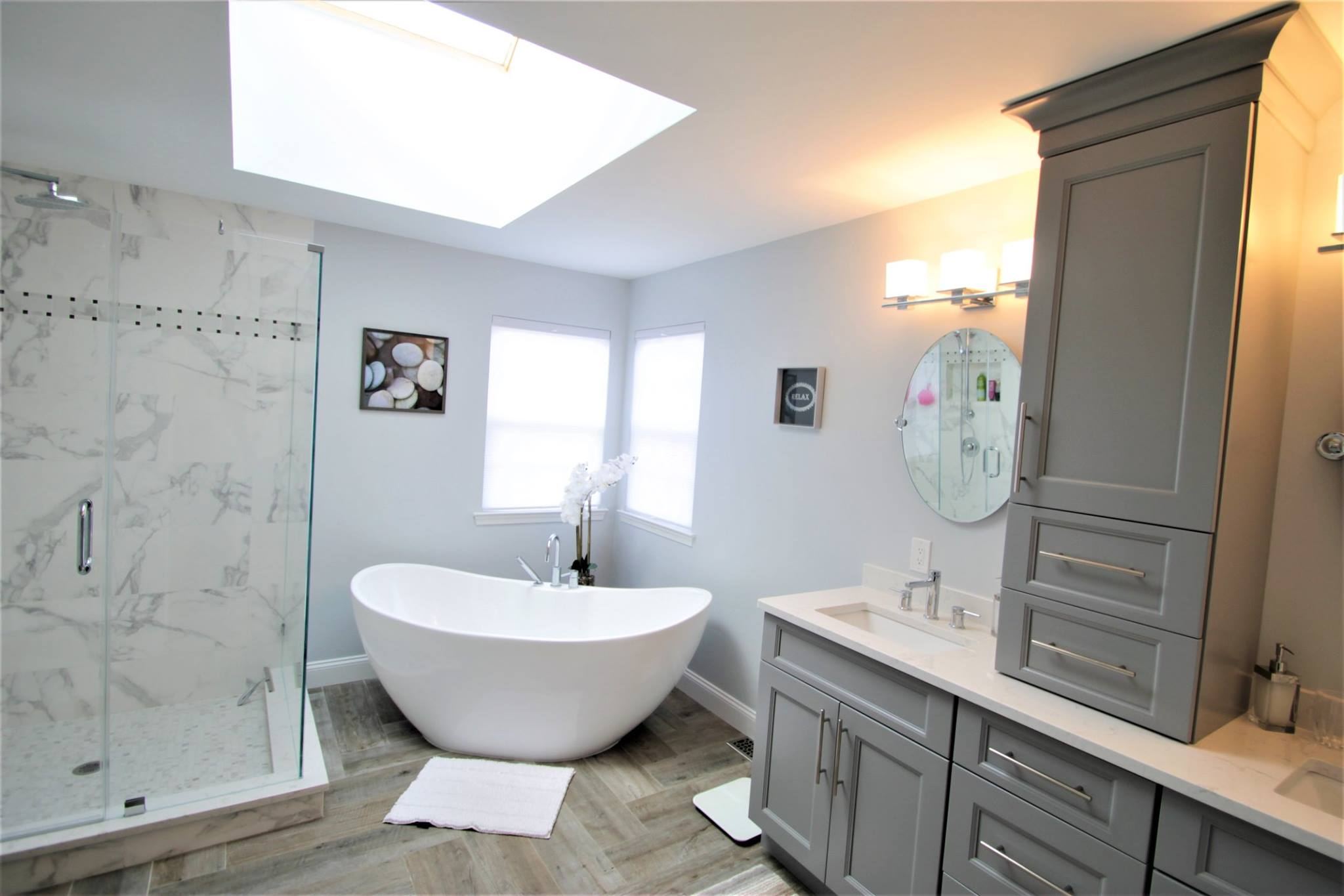 bathroom design and remodeling clinton nj