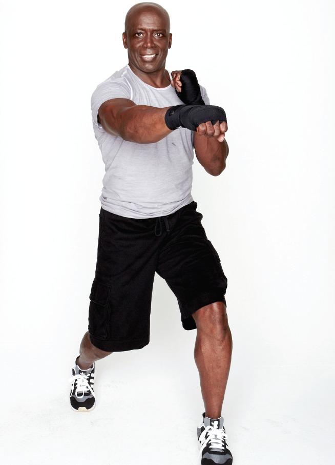 """Billy Blanks - TAE BO FITNESS AND BILLY'S BOOMBOXINGBilly Blanks is the creator of Tae Bo Fitness®, a revolutionary total body fitness system that has helped millions of people around the world get in shape and feel great! Billy continues to earn acclaim through his extraordinary achievements as a world Karate Champion, actor, author, motivator, philanthropist and humanitarian. He travels all over the globe, teaching Tae Bo and conducting Tae Bo Certifications courses.Billy is an eighth-degree Black Belt in Tae Kwon Do but he also gained Black Belts in five other forms of Martial Arts, eventually becoming a Grand Master, but he didn't stop there. He became a seven-time world Karate Champion, captained the U.S. Karate team, won 36 Gold Medals in International competitions and earned admission to the Karate Hall Of Fame. Not only did he achieve his goals as a Martial Artist but Billy went on to train in boxing and became a Golden Gloves Champion and the Tri-state Golden Gloves Champion of Champions.Living in California, Billy and Tae Bo Fitness® was very popular among celebrities. He became a fitness expert and personal trainer to many movie stars, television actors and celebrity athletes as well. Everyone reaped the benefits of Tae Bo Fitness® and Billy's Boot Camp™, helping them to stay in top physical shape.Currently, Billy is the co-host of the hit TV series """"Celebrity Sweat"""", which reveals how celebrities and athletes balance good nutrition and fitness, so as to enjoy a healthful life. The series motivates and inspires both young and old to make fitness a dedicated part of their lives.Billy Blanks has been around for three generations. He is the Godfather of Fitness and continues to inspire men and women to bring fitness into their lives. He is more motivated than ever to make a difference in people's lives."""