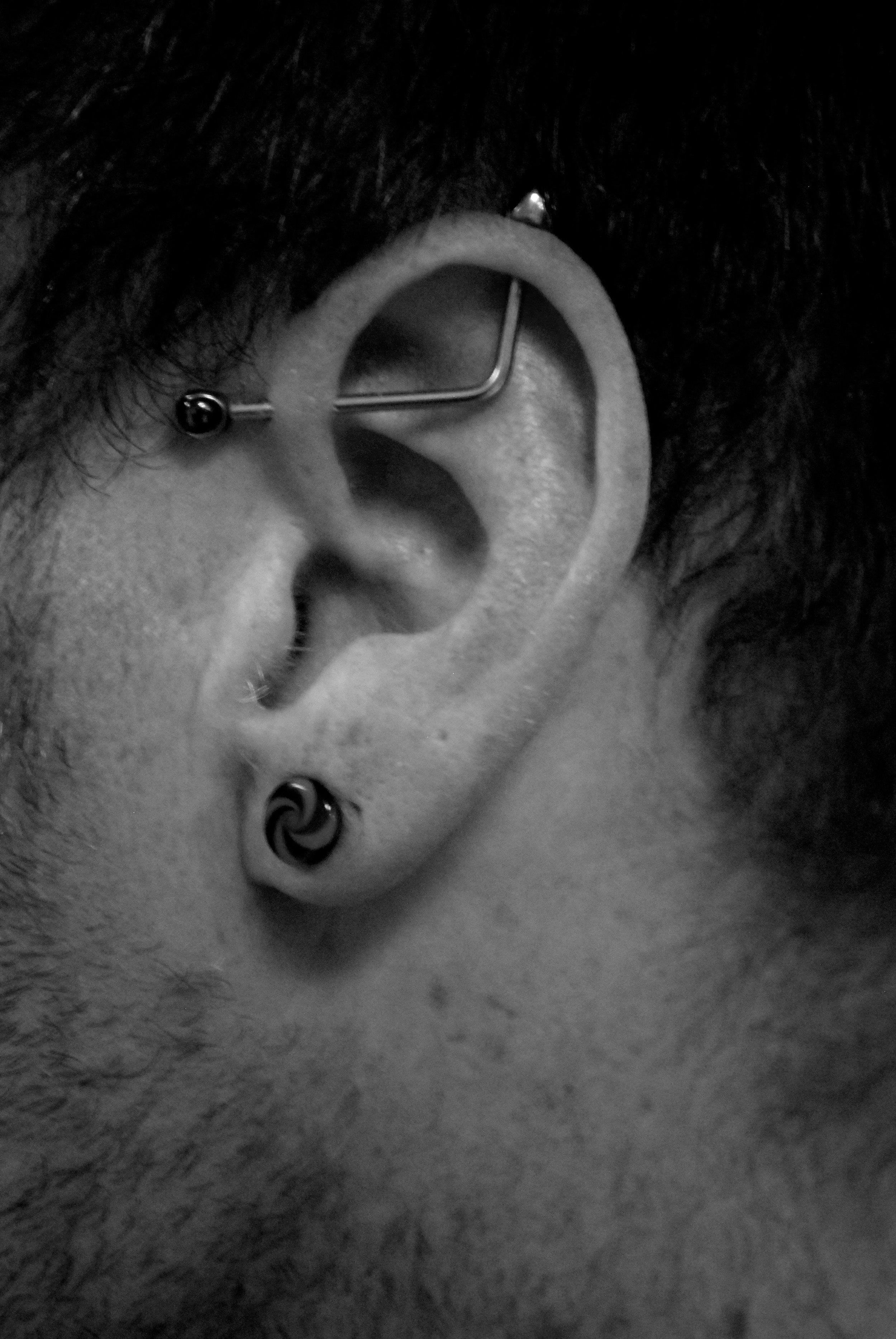 Piercing by Seven Wolfe